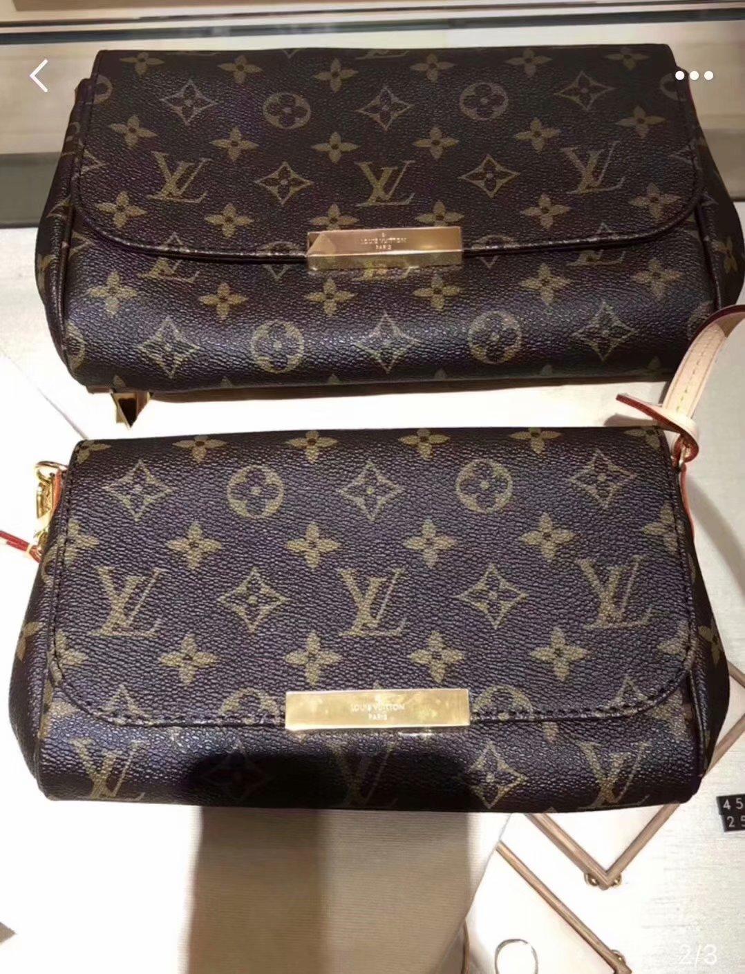 Authentic Replica Louis Vuitton M41276 Favorite PM MM Women Mini Shoulder Bag