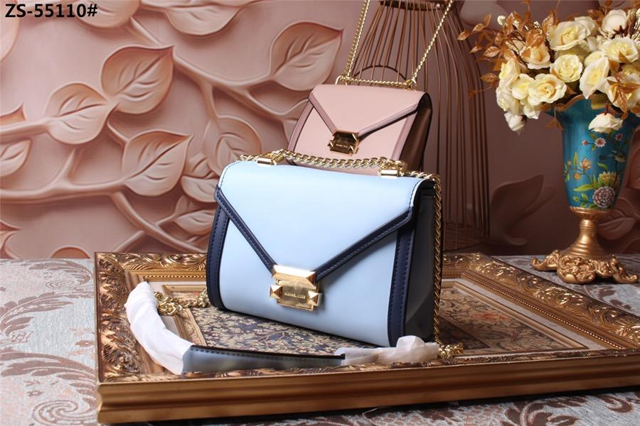 Michael Kors Whitney Large Leather Women Shoulder Bag