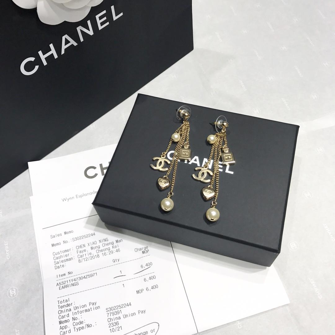 Replica Chanel Women Earring 004