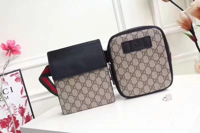 Top Quality Gucci 450956 Women GG Supreme Belt Bag